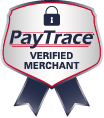 PayTrace Verified Merchant seal