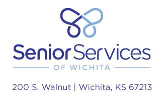 SENIOR SERVICES INC OF WICHITA