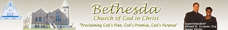 BETHESDA CHURCH OF GOD
