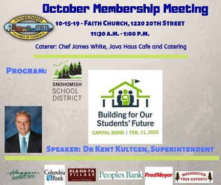 Monthly Membership Meeting Fee