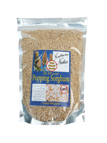 Do It Yourself Popping Sorghum 2 lb