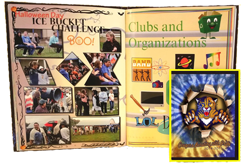 CJHS Yearbook