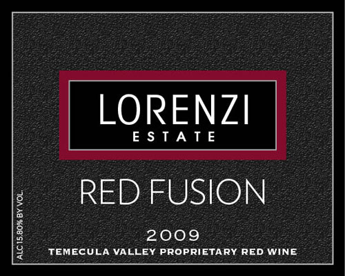 2009 Red Fusion