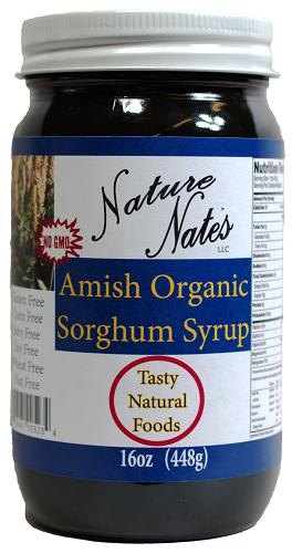 Natural Amish Sorghum Syrup