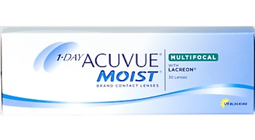 Acuvue 1 Day Moist Multifocal - 30 pack