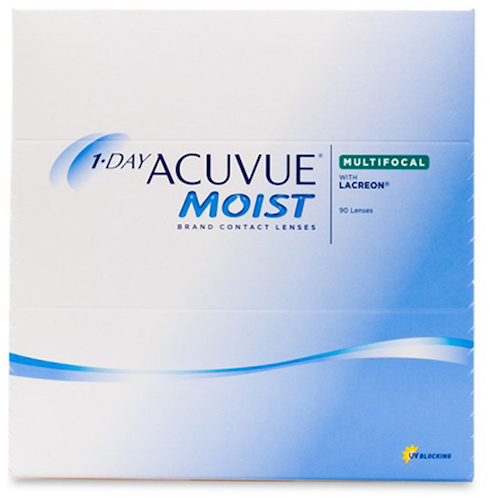 Acuvue 1 Day Moist Multifocal - 90 pack