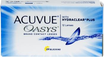 Acuvue Oasys - 12 pack