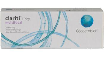 Clariti 1 Day Multifocal - 30 Pack