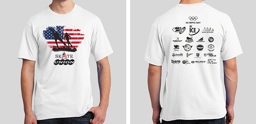 Skate of the Union Event Shirt